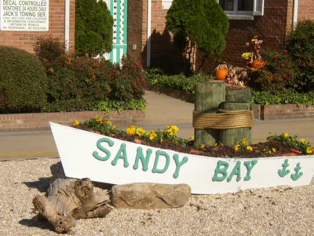 sandy bay apartments