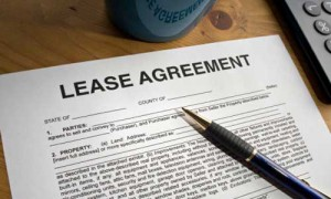 Important Notes to Follow Before Signing a Lease Agreement