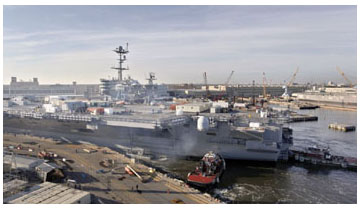 Norfolk Naval Shipyard Housing